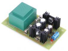 Symmetrisches Audio Netzteil mit EI 42 6VA V2.0 2020 2*12V, 2*15V, 2*18V, 2*24V - Bausatz
