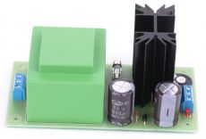 Regelbares Netzteil 1,25V – 18V 600mA oder 1,25V-24,7V 450mA - Bausatz