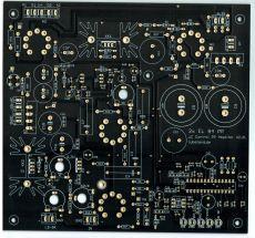 2 x EL 84 Amp PP mit dem Atmega 48 on Bord Integriert 2021 - Leiterplatte, Vergoldet + Atmega48