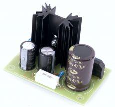 Anodenspannungsnetzteil für OTL Kopfhörerverstärker Bausatz (470µF)