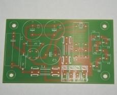 Strombegrenzer Leiterplatte