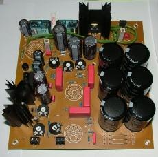 KT 88 PP Amp Bausatz ohne Röhren