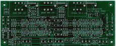 Klangregler der Extraklasse - Leiterplatte ohne Bauteile