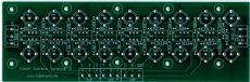 8X HQ Audio Umschalter Cinch - Leiterplatte ohne Bauteile