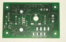 DC Heizung Leiterplatte ohne Bauteile