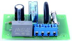 Einschaltstrombegrenzer mit NTC Bausatz