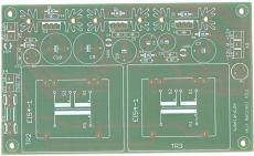 Hilf Netzteil für Lautsprecher Schutzschaltung / Lüftersteuerung 2020 - Leiterplatte ohne Bauteile