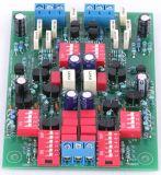MM/MC Class A Ultra Low Noise zwei Stufen RIAA-Entzerrer 35 - 88db Schaltbar 2020 - Bausatz