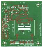 Netzteil mit EI 42 5VA Leiterplatte