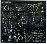2xEL 84 Amp PP mit dem Atmega 48 on Bord Integriert, Leiterplatte Vergoldet - Bausatz