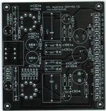 OTL SRS4452-Tetrode -AMP 2021 - Leiterplatte
