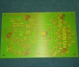 Kaskade für Elektrostaten - Leiterplatte ohne Bauteile
