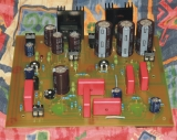 EL 84 PP Amp   Bausatz mit Röhren