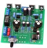 High End Headfone Amp 1000 mW 16 – 600 Ohm  - Bausatz Standard