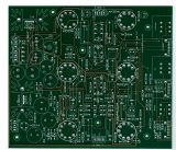 Röhren Pre Amp mit Abschaltbarer Klangreglung - Leiterplatte