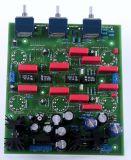 Röhren Pre Amp mit Abschaltbarer Klangreglung -Bausatz Ohne Röhren und Alps Potis, Blue Serie