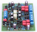 Class A Ultra Low Noise RIAA – MC - MM Zwei Stufen IEC Entzerrer 79 db - Bausatz