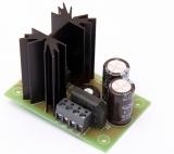 Regelbares Netzteil 1,25V - 55 V 1,5A Bausatz